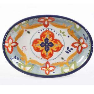 Fiore Olivetti Serving Platter
