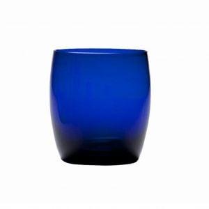 D&V Gala Cobalt Short Beverage Glass