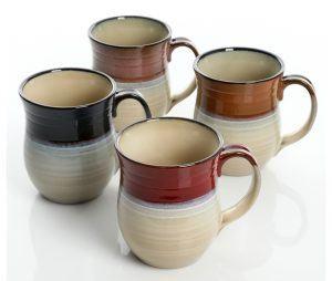 Gibson Middleton Coffee Mugs