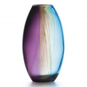 Lenox Nightfall Crystal Vase