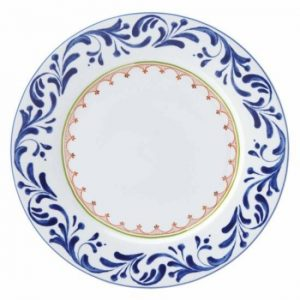 Dansk Northern Indigo Dinner Plate