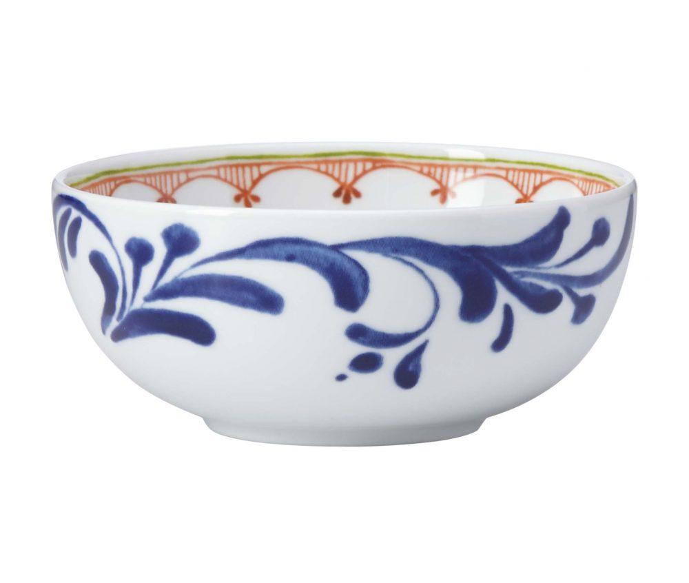Dansk Northern Indigo Fruit Bowl Plum Street Pottery