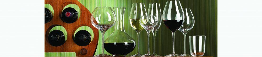 Orrefors Difference Wine Glasses
