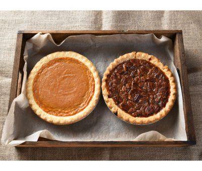 Pumpkin Pecan Pie Recipe Plum Street Pottery