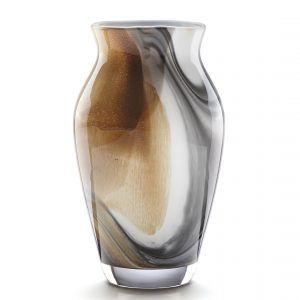 Lenox Seaview Sand Tulip Vase