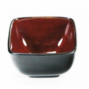 Gibson Elite Soho Lounge Red Fruit Bowl