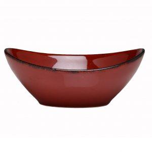 D&V Fortessa Spice Cayenne Oval Bowl