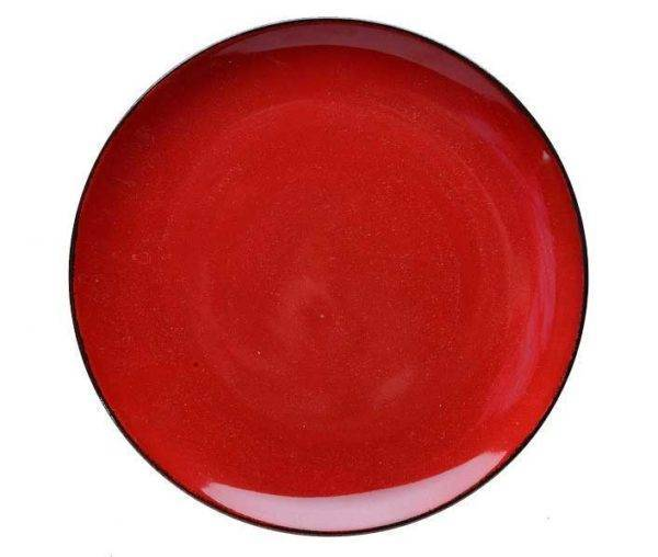 D&V Fortessa Spice Cayenne Dinner Plate