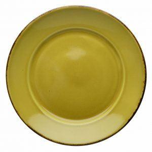 D&V Fortessa Green Coupe Bowl