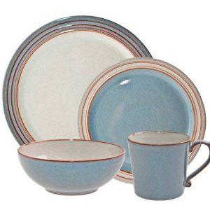Denby Heritage Terrace 16-Piece Dinnerware Set