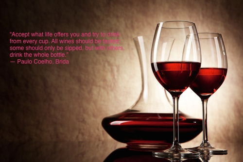 Red Wine and Your Health