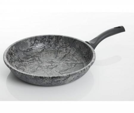 Tosca Carucci 11-Inch Non-Stick Frying Pan Grigio