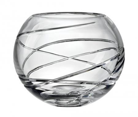 Lenox Adorn Crystal Rose Bowl