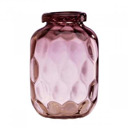 Lenox Hive Plum Crystal Bottle Vase