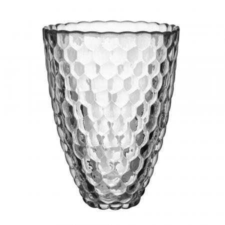 Orrefors Raspberry Large Vase