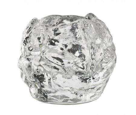 Kosta Boda Nordic Light Mini Snowball Votive