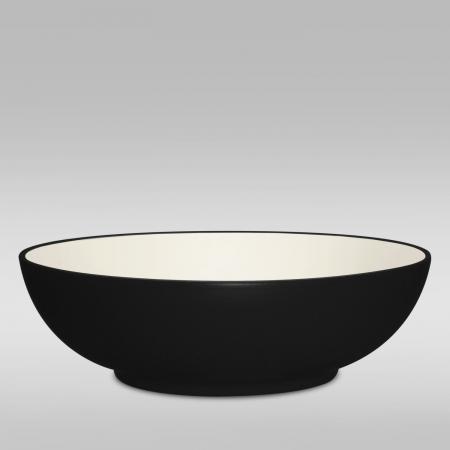 Noritake Colorwave Graphite Vegetable Bowl