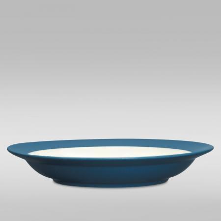 Noritake Colorwave Blue Pasta Bowl