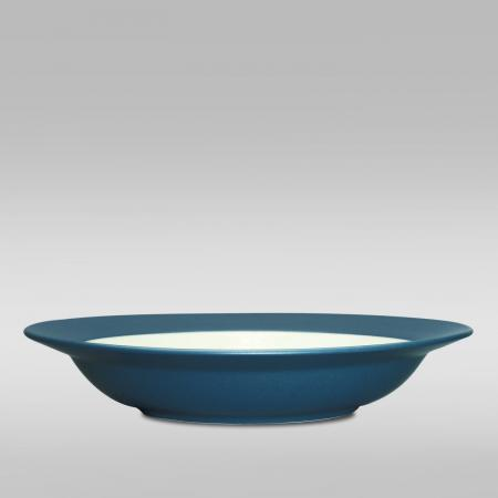 Noritake Colorwave Blue Rim Pasta/Soup Bowl