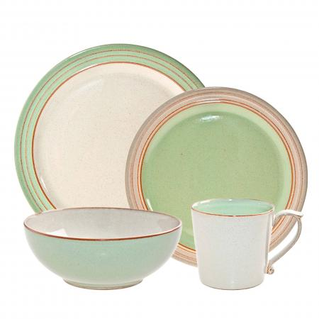 Denby Heritage Orchard 4-Piece Place Setting