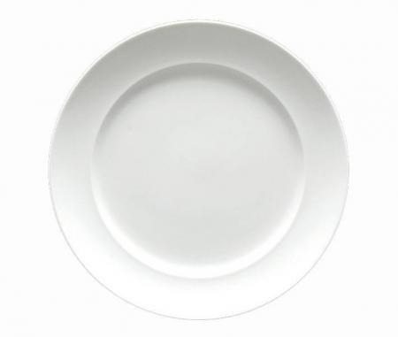 Fortessa Cassia Round White Dinner Plate
