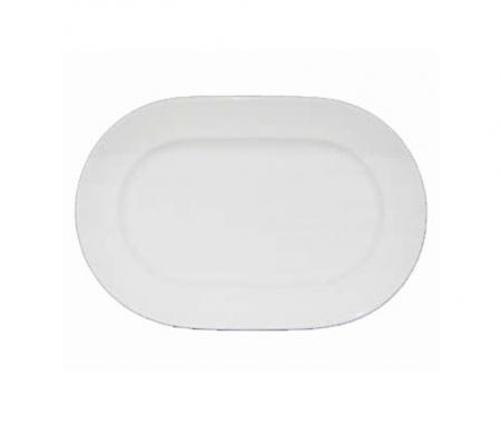 Fortessa Cassia White Porcelain Serving Platter