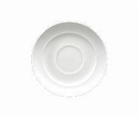 Fortessa Cassia White Porcelain Saucer