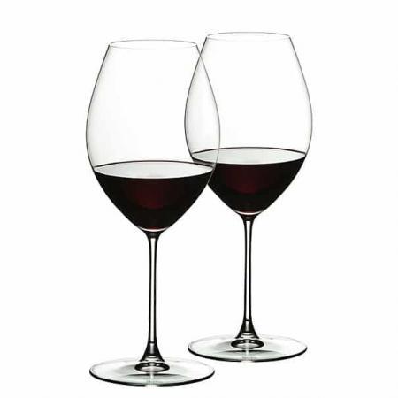 Riedel Veritas Old World Syrah Crystal Wine Glass