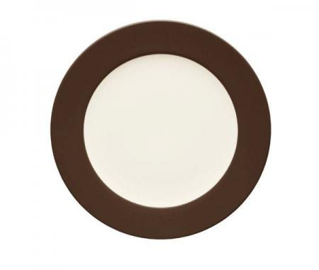 Noritake-Colorwave-Chocolate-Rim-Salad-Plate