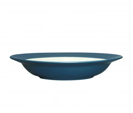 Noritake Colorwave Blue Rim Past Bowl