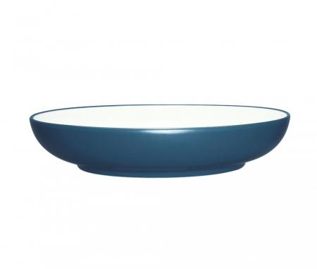 Noritake Colorwave Blue Pasta Serving Bowl
