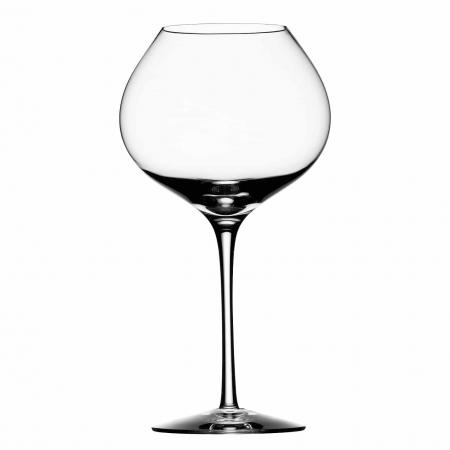 Orrefors Crystal Difference Mature Wine Glass