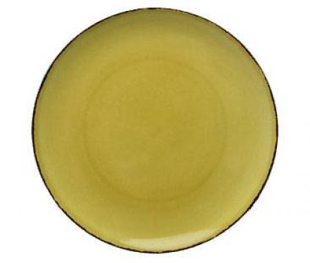 D&V Fortessa Spice Cilantro Dinner Plate