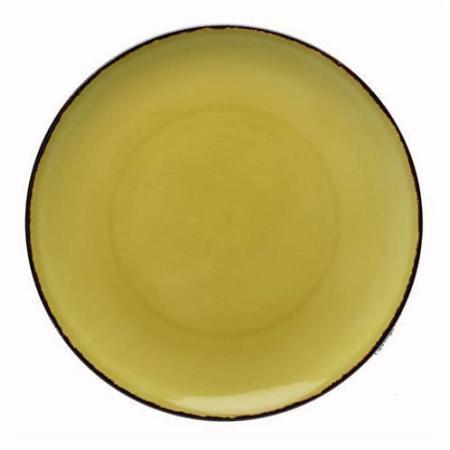 Fortessa Spice Cilantro Coupe Dinner Plate