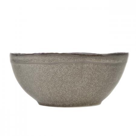 "Fortessa STON Mist Porcelain Fruit Bowl - 5.5"""