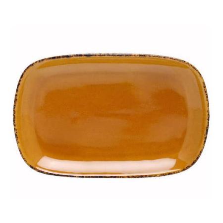 D&V Fortessa Spice Saffron Serving Platter