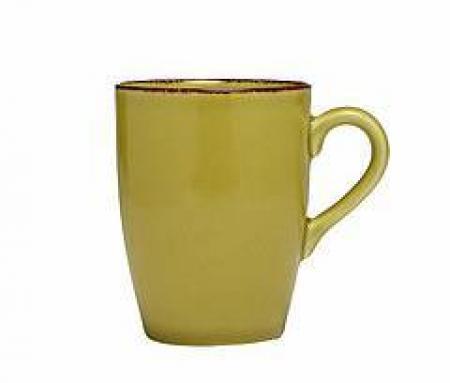 D&V Fortessa Spice Cilantro Bistro Mug