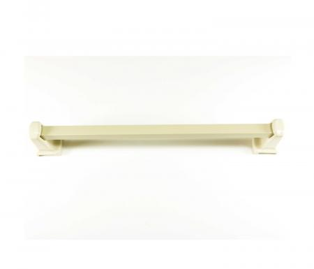Lenape Carrousel Bone Ceramic Towel Rack
