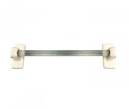 Lenape ProSeries Bone Ceramic Towel Rack