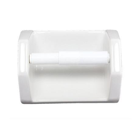Lenape ProSeries White Ceramic Toilet Paper Holder