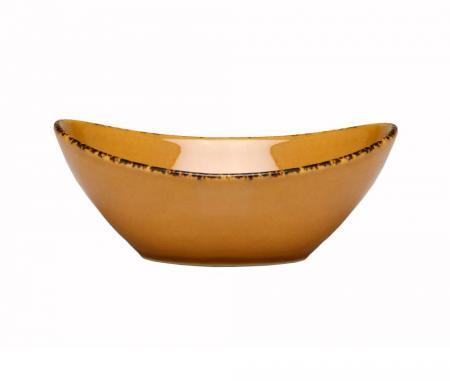 D&V Fortessa Spice Saffron Oval Bowl